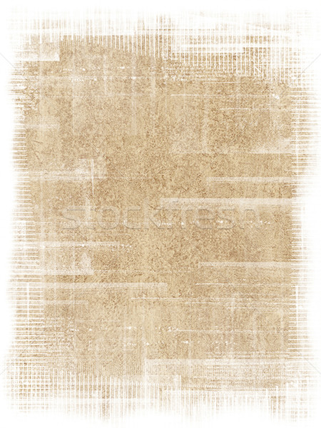 Tan Antique Grunge Texture Stock photo © grivet
