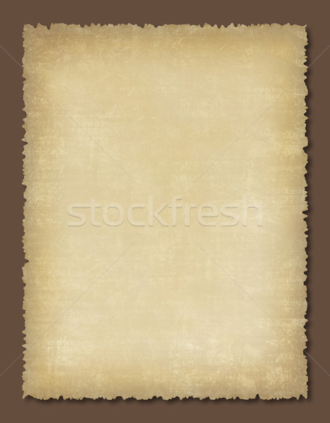 Stock photo: Old Textured Paper