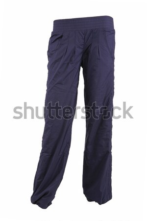 Female sweatpants Stock photo © gsermek