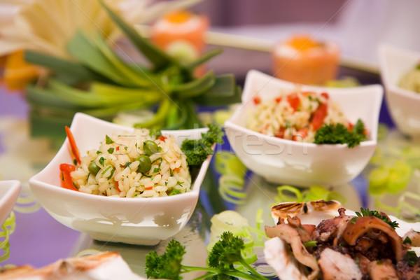 Chinese cuisine Stock photo © gsermek