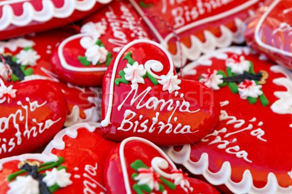 Licitars of Marija Bistrica Stock photo © gsermek
