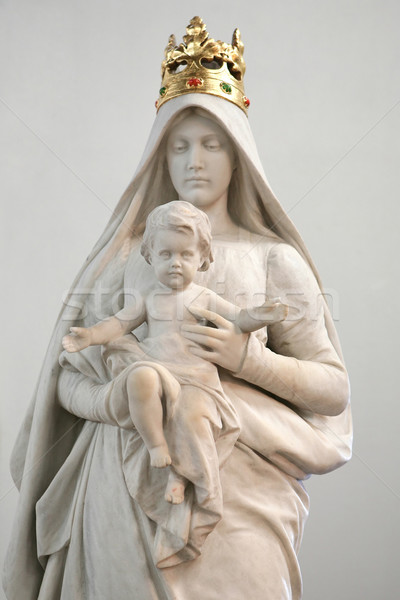 Madonna with Child Stock photo © gsermek