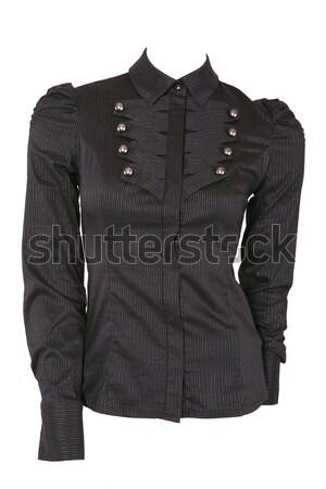 Jeans female dress Stock photo © gsermek
