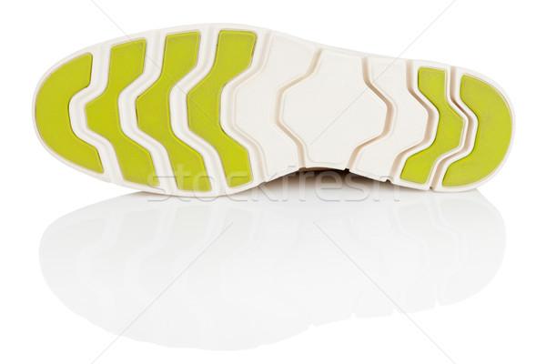 Shoe sole isolated on white Stock photo © gsermek