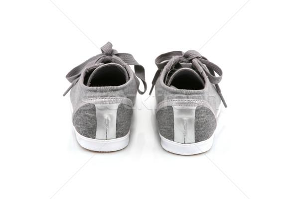 Female sneakers Stock photo © gsermek