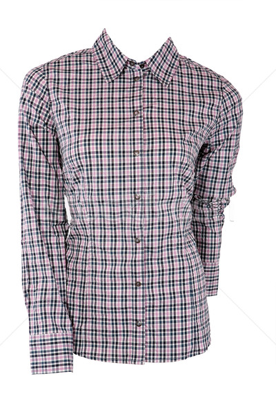 Male shirt Stock photo © gsermek