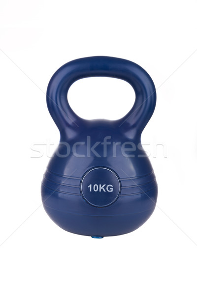 10 kg kettlebell Stock photo © gsermek