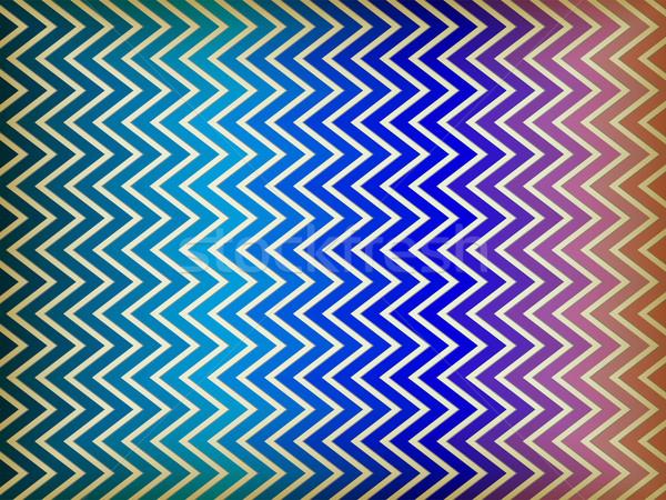 Kleurrijk vector papier ontwerp zomer print Stockfoto © gubh83