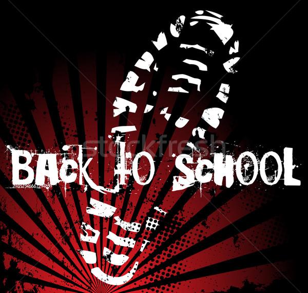 Back to School Shoe Stock photo © gubh83