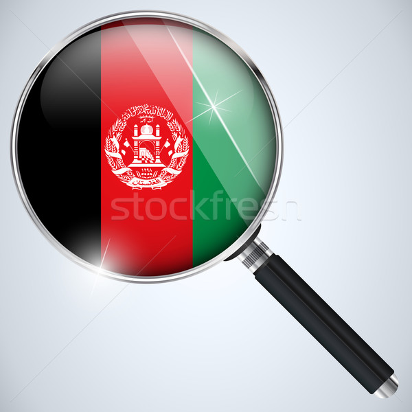 USA kormány kém program vidék Afganisztán Stock fotó © gubh83
