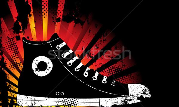 Sneaker Stock photo © gubh83
