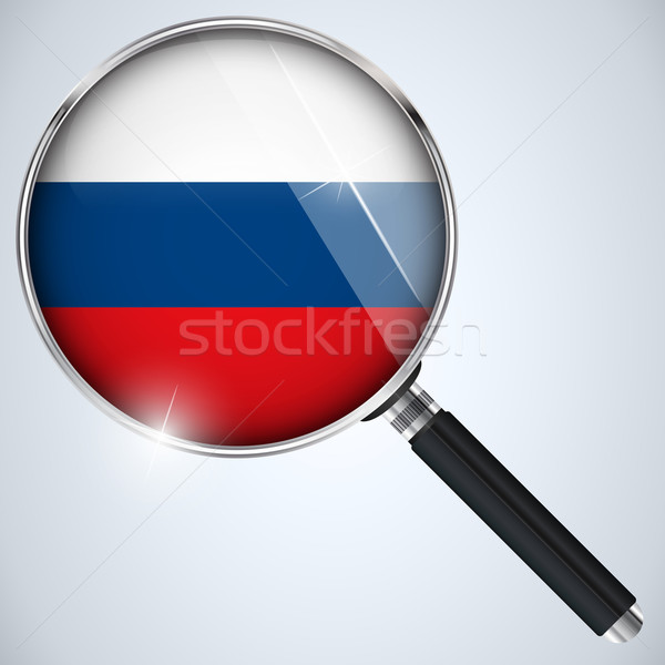USA overheid spion programma land Rusland Stockfoto © gubh83
