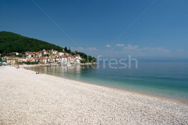 Stock photo: Beach