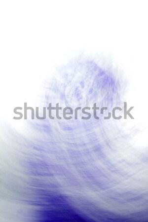 Soyut mavi beyaz doku sanat Stok fotoğraf © Gudella