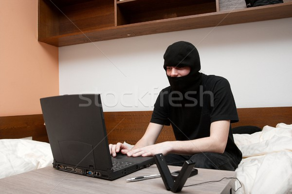 Hacker Stock photo © Gudella