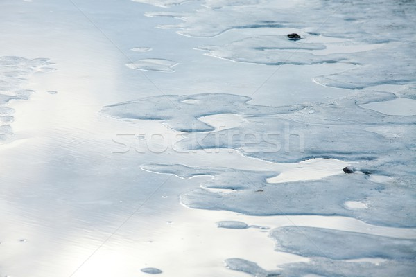 Ice Stock photo © Gudella