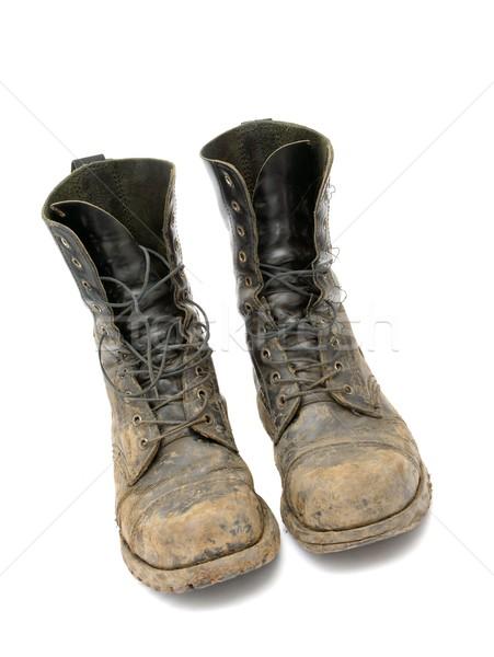 Boots Stock photo © Gudella