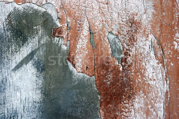 Grunge sujo textura parede abstrato Foto stock © Gudella