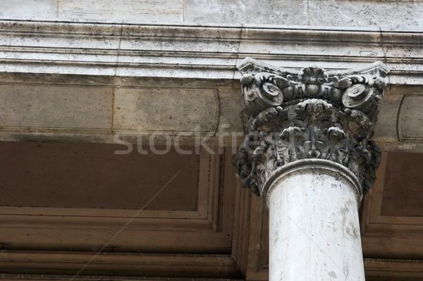 Column Stock photo © Gudella