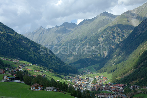 Alps Stock photo © Gudella