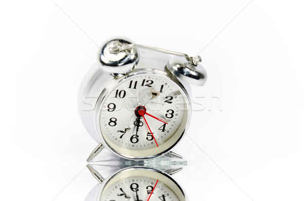 Alarm clock Stock photo © guffoto
