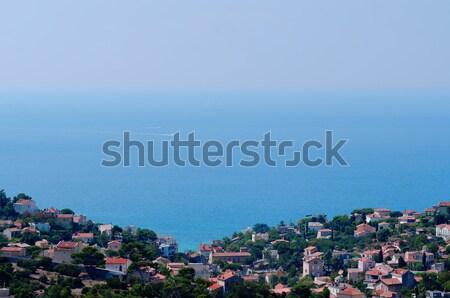 Marseille stad water zee Europa Stockfoto © guffoto