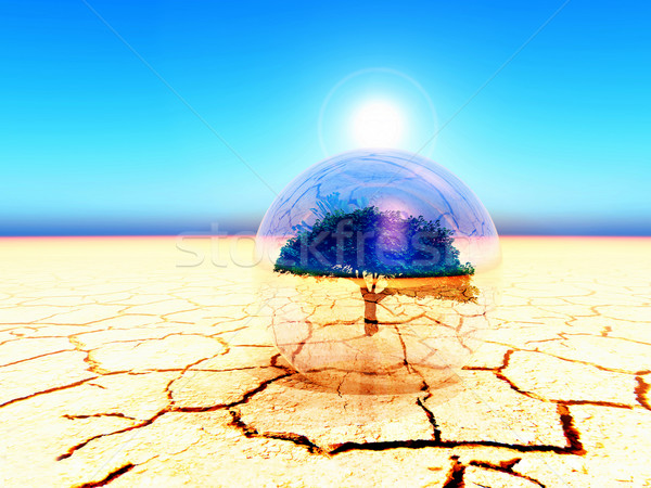 global warming Stock photo © guffoto