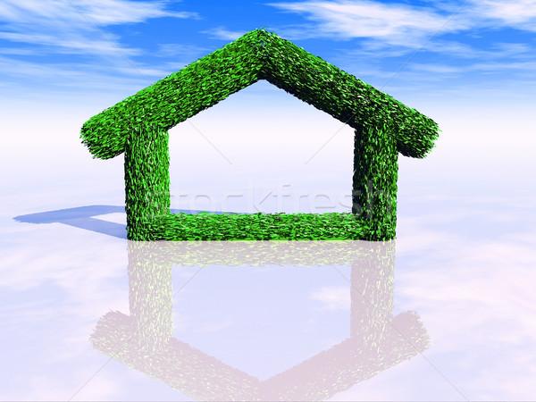green house Stock photo © guffoto