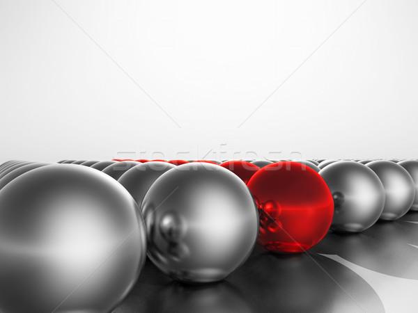 spheres Stock photo © guffoto