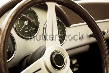 dashboard Stock photo © guffoto