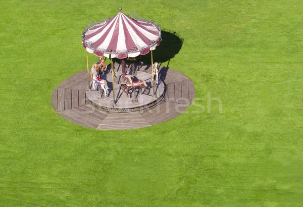 merry-go-round Stock photo © guffoto