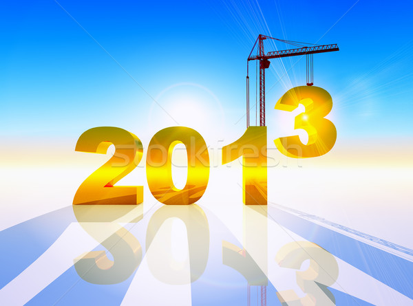 year changing Stock photo © guffoto