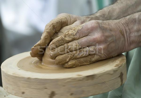potter  Stock photo © guffoto