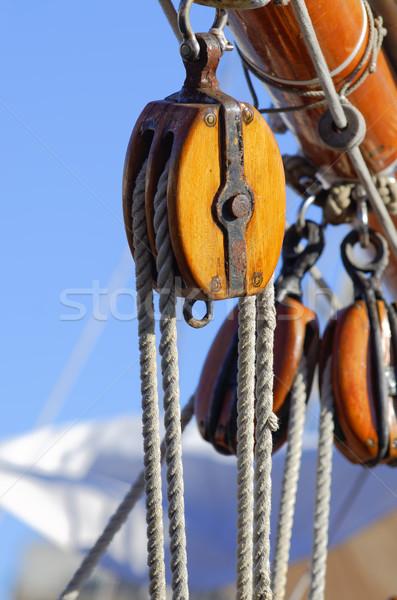 pulley Stock photo © guffoto