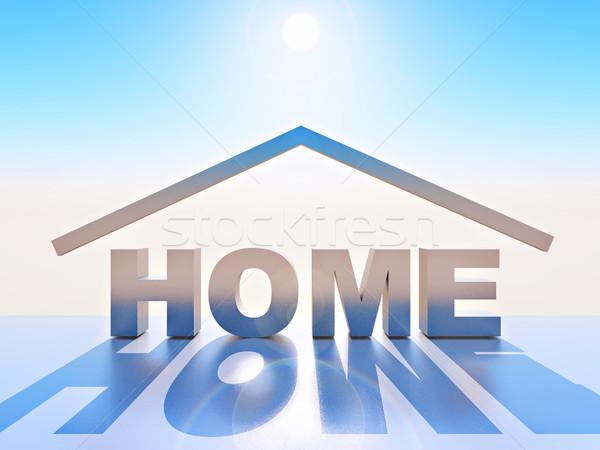 home Stock photo © guffoto