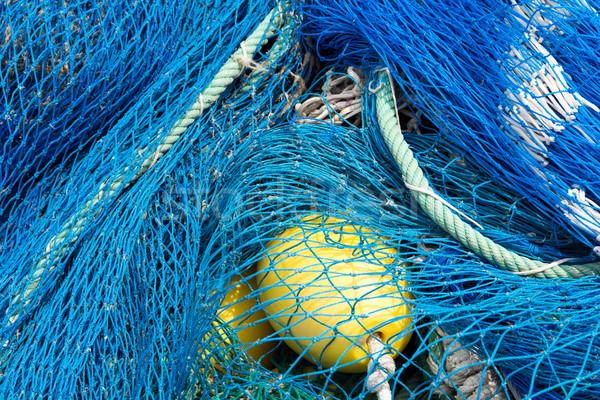 синий морем океана промышленности чистой Сток-фото © guffoto