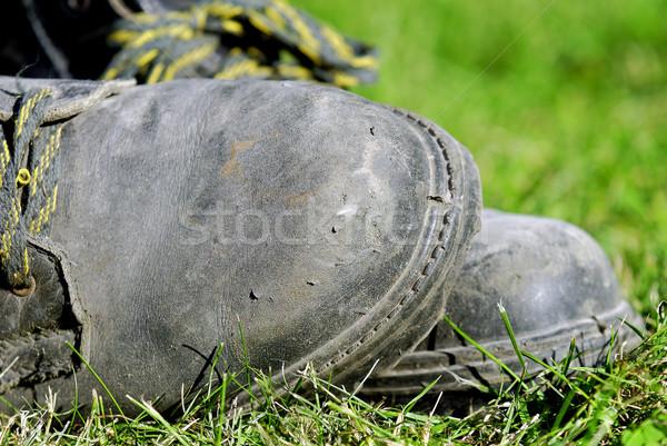 Working shoes Stock photo © guffoto