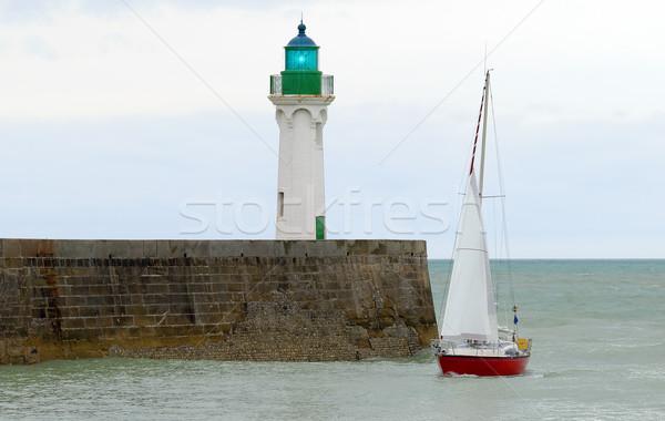 harbor Stock photo © guffoto