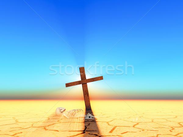 Cross Stock photo © guffoto
