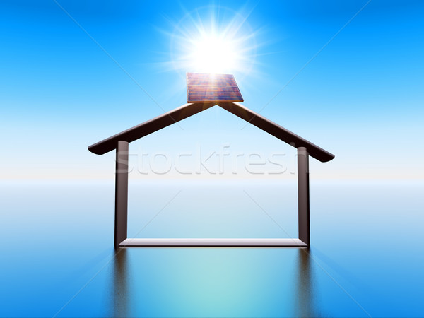 solar energy Stock photo © guffoto