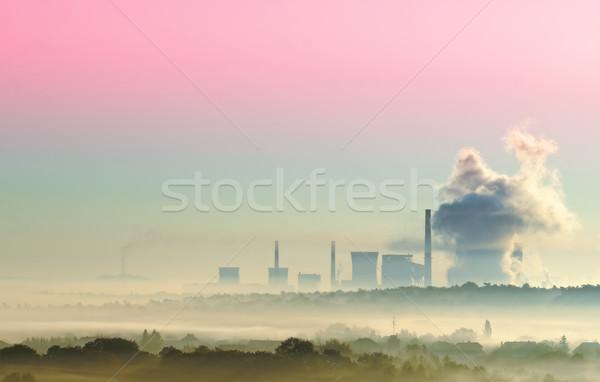 thermal power Stock photo © guffoto