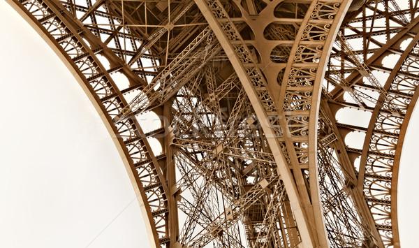 Eiffel tower Stock photo © guffoto