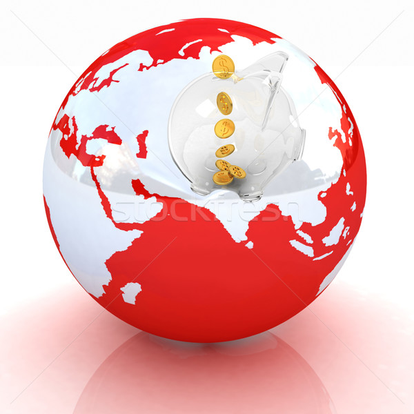 Global Banking concept Stock photo © Guru3D