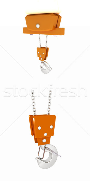 Crane hook  Stock photo © Guru3D
