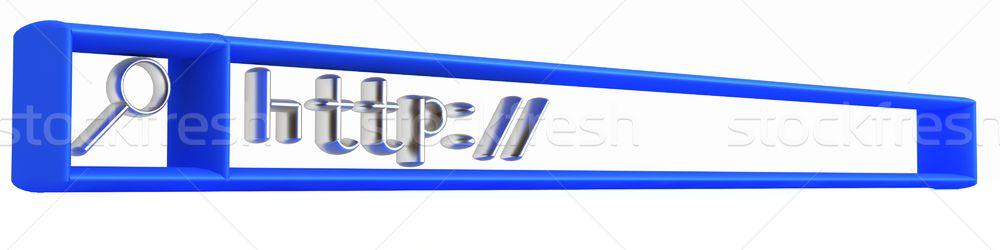 3d internet search string Stock photo © Guru3D