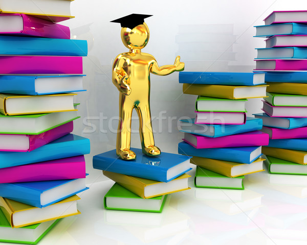 The world is opened for you. Global Education  Stock photo © Guru3D