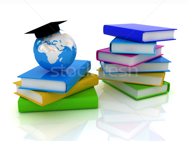 Global Education Stock photo © Guru3D