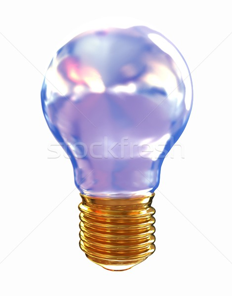 Energy saving light bulb Stock photo © Guru3D