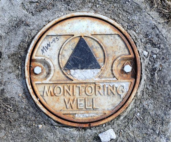 Environmental Monitoring Well  Stock photo © gwhitton