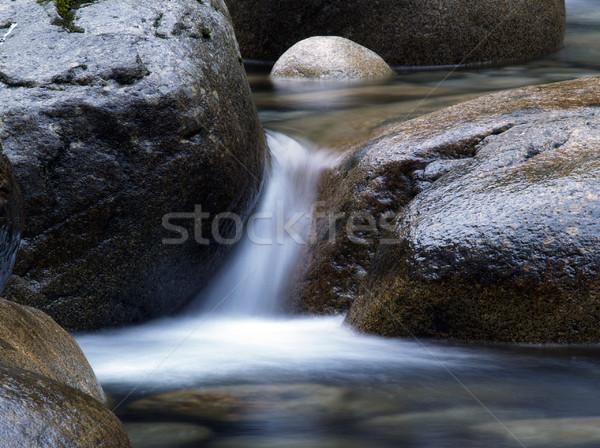 água rochas Foto stock © Habman_18
